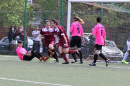 Torino Women-Spezia Serie C Femminile: Levis immarcabile e solita Annalisa Favole, granata a valanga