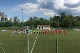 Monza-Milan Under 16: il Diavolo veste Longhi, Perrucci e Cifuentes, tris rossonero a Biassono