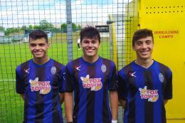 Renate-Piacenza Under 17: D'Amato, Ghibellini e Maccario strapazzano i biancorossi, brianzoli in vetta