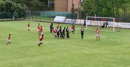 Gozzano-Città di Varese Serie D: bomber Allegretti non basta, Ebagua regala il pari all'ultimo respiro