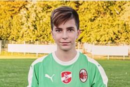 Cimiano Under 14: Robert Speziale, una sicurezza tra i pali biancorossi