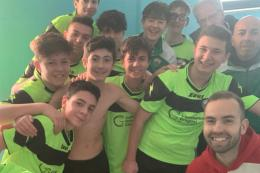 Valceresio Under 15, Marchesi: «Non sono i ragazzi a nostro servizio per i successi, ma noi al loro per farli crescere»