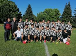 Nerviano Under 17: grandi aspettative per i bianconeri guidati dall'esperienza di Domenico Scrugli