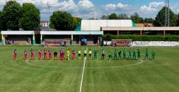 Zingonia Verdellino-Lumezzane Eccellenza: Baldrighi firma il rigore vittoria, Sangalli blinda la porta gialloverde
