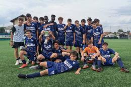 Chisola-Gassino SR Under 15: All Stars, bronzo ai vinovesi, spettacolo Mattia Leo