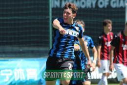 Inter-Milan Under 18: lampo di Peschetola e capolavoro di Fabbian, il derby torna a tingersi di nerazzurro
