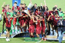 Roma-Genoa Under 17: i 2004 che fecero piangere il Milan sono ancora campioni d'Italia, il tris al Grifone fa esultare Piccareta