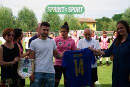 Memorial Arianna Varone: grande commozione e bel calcio, vince la Pro Sesto grazie alle parate di Alessia Ricciardi