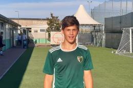 Ausonia-Pro Patria Under 14: impresa a metà per Campelli, Cavallaro nel finale raggiunge i neroverdi