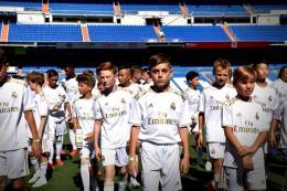 Clinic Real Madrid a Garino: dal 5 al 9 luglio un sogno alla portata di tutti