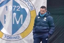 Mirafiori, confermato Antonio Caprì sulla panchina dei gialloblù