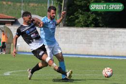 Chieri-HSL Derthona Serie D: uno strepitoso Rosti salva i bianconeri, Spoto firma il gol vittoria