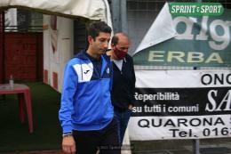 Christian Valenti è il nuovo allenatore del Valduggia: «Una grande occasione»