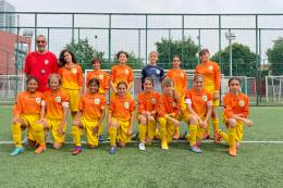 Cit Turin-Torino Under 12 Femminile: Scolamiero doppietta rapidissima, le rossoverdi disputano due buoni tempi