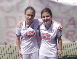 Torino-Atalanta Under 15 Femminile: le orobiche usano la Testa e superano le comunque ottime 2007 granata