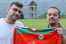 Chianocco, ufficiale il secondo innesto per Calabrò: in Orange arriva Francesco Pelle