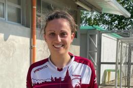 Torino Women-Azalee Serie C Femminile: Levis, Serna e una glaciale Favole dal dischetto blindano il secondo posto in solitaria per le granata