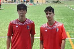 Lorenzo Viano e Tommaso Boscaro, dal Chisola sognando il Bologna