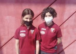 Torino-Pinerolo Under 12 Femminile: Cortese, De Francesco e Romano incantano, Scolamiero finalizza ma è super Sofia Manna