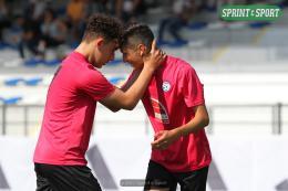 Volpiano-Lucento Under 14: All Stars, idillio Melano-Marinuzzo mandano in finale i rossoblù, azzurri caparbi e solidi