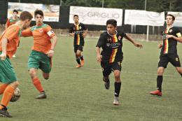 Venaria-Bra Under 16: tripletta giallorossa, Neziroski in rovesciata, Lascala ancora in gol, fucilata di Udrea