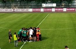 Castellanzese-Folgore Caratese Serie D: Chessa, Ghilardi e Fusi segnano il secondo posto dei neroverdi, Longo saluta definitivamente i playoff