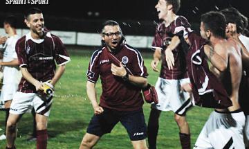 Barcanova, è Sabatino Ferrazzola il nuovo allenatore dei 2005 rossoblù