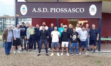 Piossasco, l'inizio di una nuova era: Tessarin allenatore, Di Giacomo ancora ds. Entusiasmo ed ambizione nei volti granata