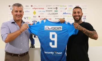 Giacomo Marangon Desenzano Calvina Serie D