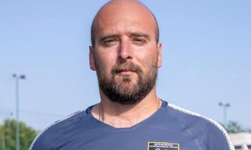 Luca Candi, Accademia Inter