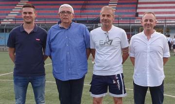 Danilo Brambilla e il suo staff