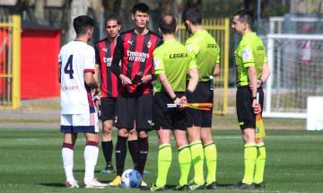 Milan-Cagliari Primavera 1