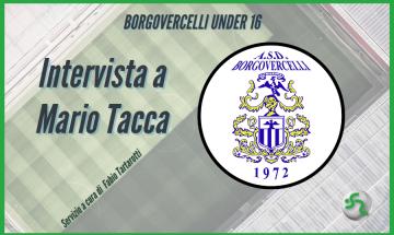 Mario Tacca torna a Borgovercelli: «Girmenia un amico, scelta velocissima»