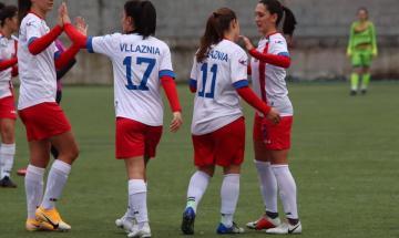 Il Vllaznia femminile
