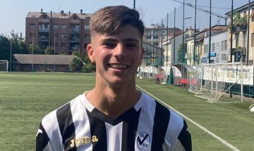 Gianluca Orsenigo, Villa Under 16