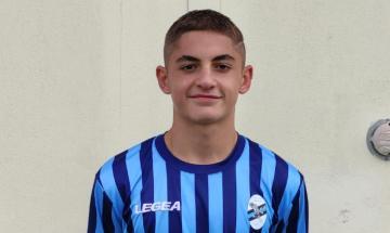 Francesco Purita, attaccante Lecco Under 15