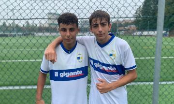 Matteo Leoni Ryan Kamal Pro Sesto Under 15