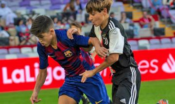 Bianconeri a valanga contro l'Alessandria, 8-1 con super tripletta di Zanaga