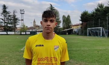 Robert Sìragusa, Junior Pontestura Under 19
