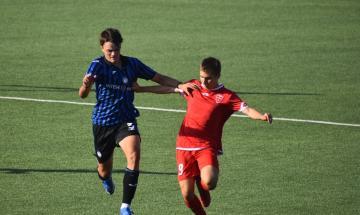 Orlando Monza contro Tavanti Atalanta