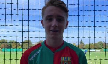 Thomas Lamperti attaccante Cimiano Under 16