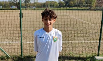 Diego Sitzia, Real Cerrina Under 15