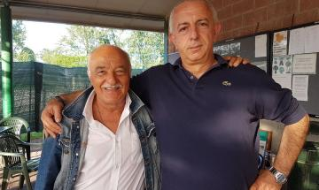 Pino Della Monica e Carlo Di Bari