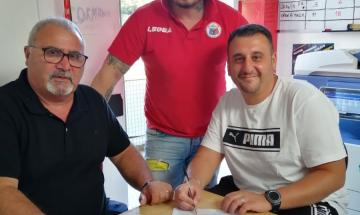 Giuseppe Mottola Nuova Cormano Terza Categoria
