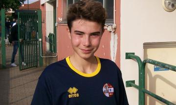Cristian Piva Atletico Bussero