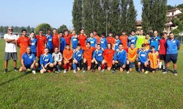 Castelnuovo Don Bosco U19 ROSA