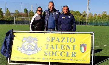 Mugavero Spazio Talent Soccer