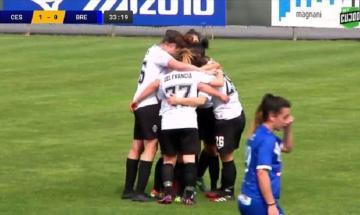 Primo gol del Cesena