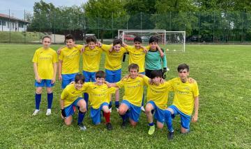 Calcio Bosto-Gavirate Esordienti Calcio Bosto