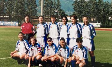 Il Cascine Vica della stagione 1997-98